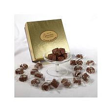 Giannios 1 lb. of French Chocolates in a Golden Box