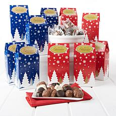 Giannios 5lb Assorted Chocolates with 10 Gift Boxes