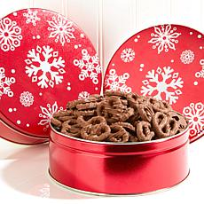 Giannios Milk Chocolate Mini Pretzels 2-pack