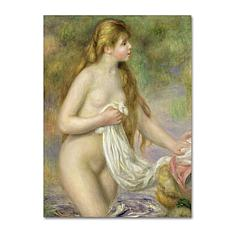 Giclee Print - Bather with Long Hair (1895)