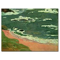 Giclee Print - Beach at Le Pouldu 1889