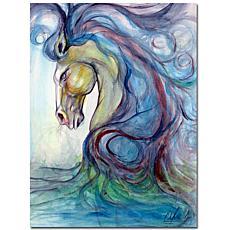 Giclee Print - Caballo Azul