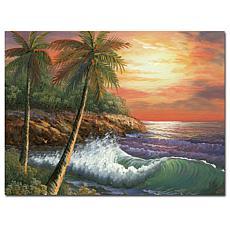 "Giclee Print - Maui Sunset 32"" x 24"""