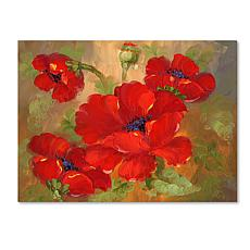 "Giclee Print - Poppies 26"" x 32"""