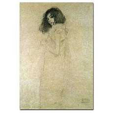 "Giclee Print - Portrait of a Young Woman, 1896 14""x19"""