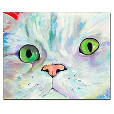 "Giclee Print - Sweet Puss 26"" x 32"""