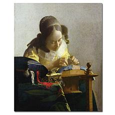 Giclee Print - The Lacemaker