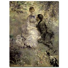 "Giclee Print - The Lovers 1875 35"" x 47"""