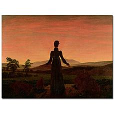 Giclee Print - Woman at Dawn