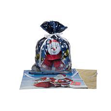 GiftMate 6-Piece Extra Jumbo Gift Bag with Tag Set