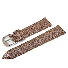 Giorgio Milano Bronze-Color Metallic-Look Watch Straps