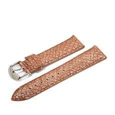 Giorgio Milano Rosetone Metallic-Look Watch Straps
