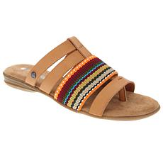 Gloria Vanderbilt Jamma Low-Wedge Sandal