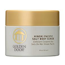 Golden Door Hinoki Blend Exfoliating Body Scrub