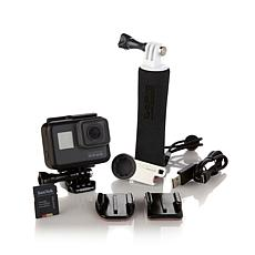 GoPro HERO5 Black 4K HD 12MP Action Camera Bundle