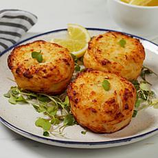 Gourmet Kitchen (12) 4 oz. Individual Cauliflower AuGratins