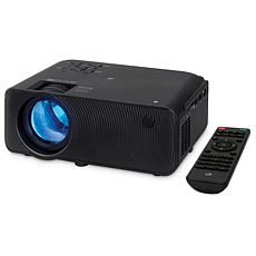 GPX HD Mini Projector with Bluetooth