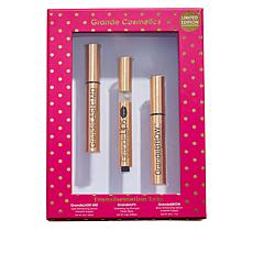 Grande Cosmetics Trio Transformation Gift Box