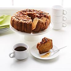 GrandPa's Cake Company 48 oz. Pre-Sliced Granny Smith Apple Cake AS
