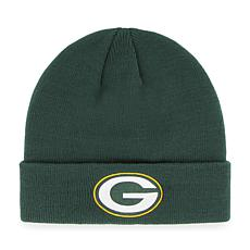 Green Bay Packers NFL Classic Cuff Knit Hat