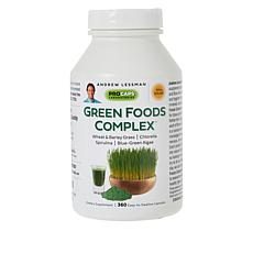 Green Foods Complex - 360 Capsules