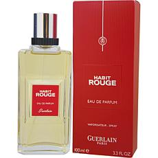 Habit Rouge by Guerlain - Eau de Parfum Spray for Men