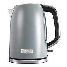 Haden Perth 1.7-Liter Stainless Steel Electric Kettle