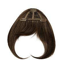Hair2wear The Natural Fringe Bangs - Medium Brown