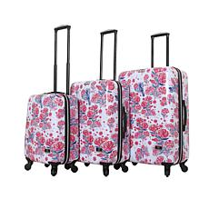 Halina Car Pintos Fly 3-piece Luggage Set