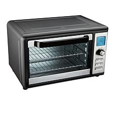 Hamilton Beach Digital Countertop Oven with Convection and Rotisserie