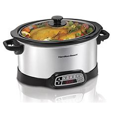 Hamilton Beach Progammable Slow Cooker