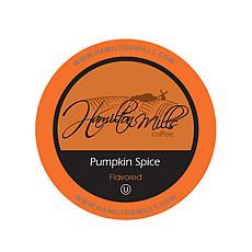 Hamilton Mills Flavored Coffee Pods Pumpkin Spice 40-Count