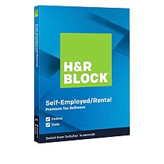 H&R Block Premium and Business Tax Software for Federal & State Taxes