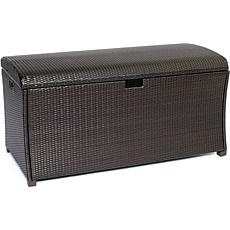 Hanover Large Resin Outdoor Storage Deck Box