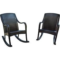Hanover Orleans 2-Piece Rocking Chair Set