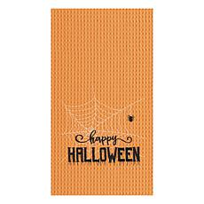 Happy Halloween Web Towel S-2