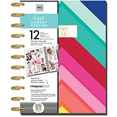 Happy Memory Keeping Undated 12-Month Big Planner  - True Story