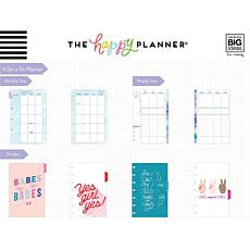 Happy Planner 12-Month Dated Deluxe Mini Planner - Encourager