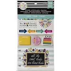 Happy Planner Note Cards/Sticky Note Multi Pack - Kind Kid Student