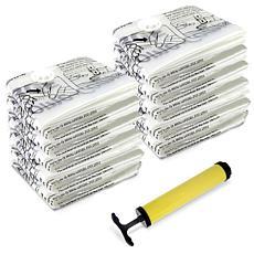 Hastings Home Vacuum Storage Bags, Multi Size 10-pack