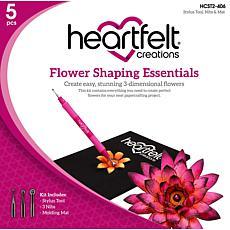 Heartfelt Creations Flower Shaping Essentials