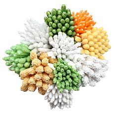 Heartfelt Creations Pastel Pollen Stamens - Medium