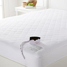 Heated Quilted Mattress Pad - King