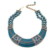 "Heidi Daus ""Grecian Glamor"" Collar Necklace"