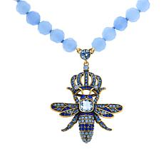 """Heidi Daus """"Her Majesty the Queen"""" Crystal Beaded Necklace"""