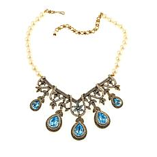 "Heidi Daus ""Renaissance on the Runway"" Drop Necklace"