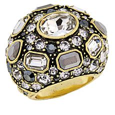 """Heidi Daus """"Say It With Style"""" Dome Ring"""