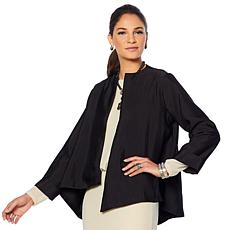 Heidi Daus Signature Accent Open-Front Jacket