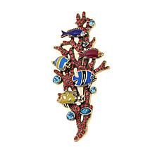 "Heidi Daus ""Treasure of the Reef"" Pin"