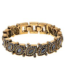 "Heidi Daus ""Worth Waiting For"" Crystal Layout Bracelet"